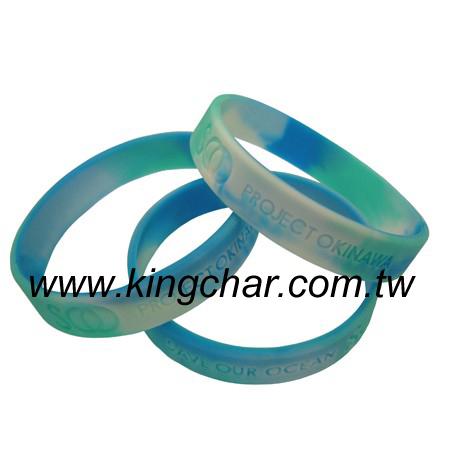Silicone Wristband