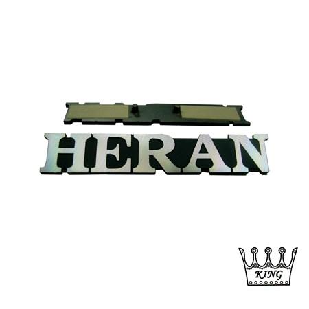 Logo Plate
